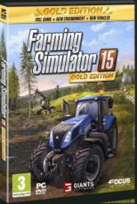 Игры для PC Pan Vision Games Farming Simulator 15 - Gold Edition, PC